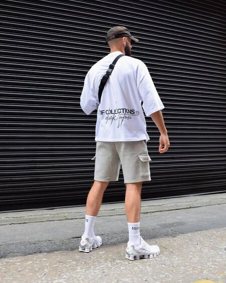 Blanco Y Tonos Crudos Como Los Colores Favoritos Del Mejor Street Style De La Semana 5