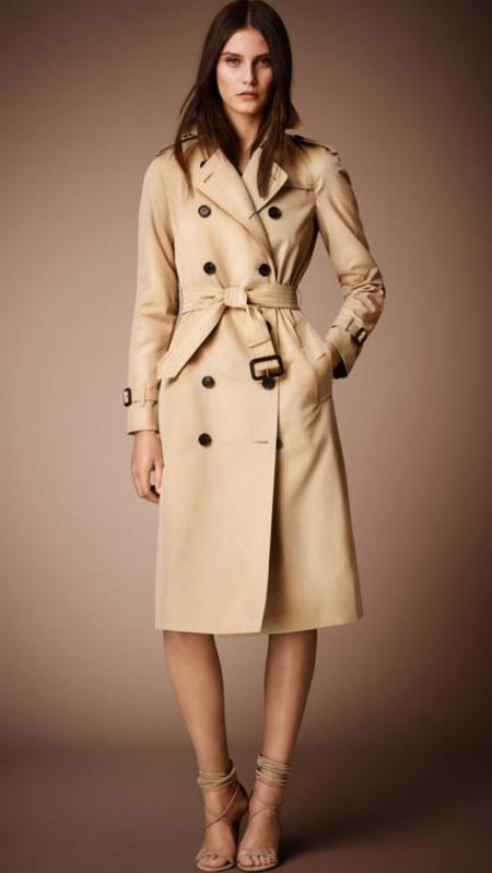 The Burberry Heritage Trench Coat The Westminste