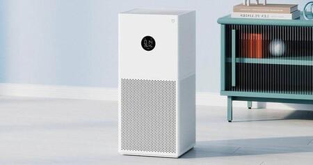 El Xiaomi Mijia Air Purifier 4 Lite es oficial: respirar aire limpio cada vez cuesta menos