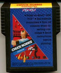 Análisis: 'Chuck Norris Superkicks'. Si no te gusta, patada giratoria.