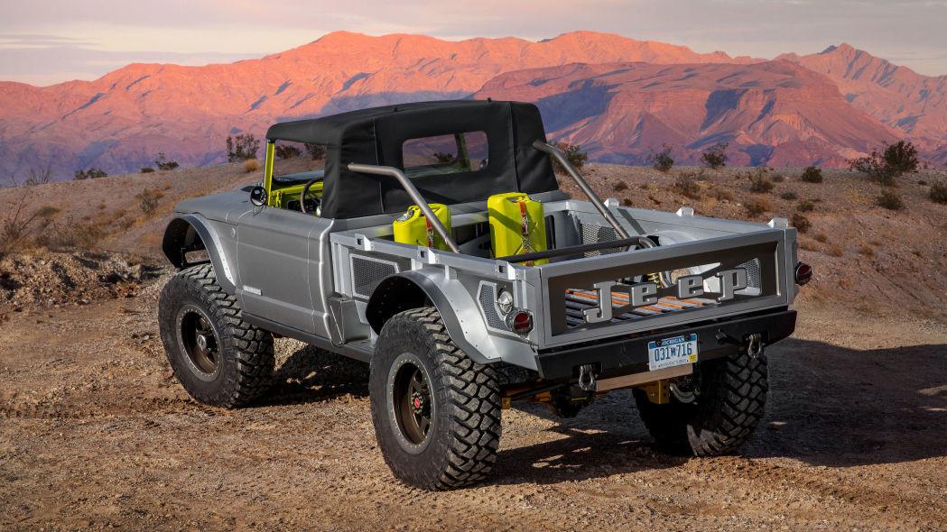 Foto de Jeep Moab Easter Safari 2019 concepts (1/14)