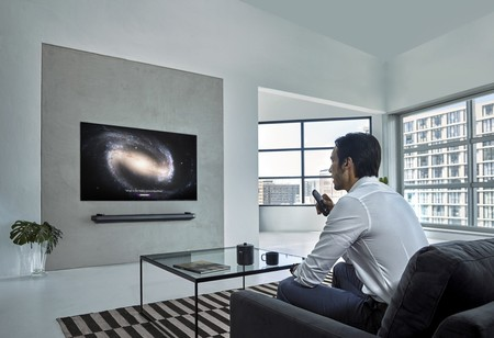 televisión lg con Apple TV app 2020