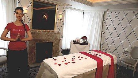 Roses for you, el ritual de belleza cinco estrellas del Hotel Villamagna: mi experiencia