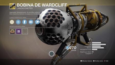 Bobina de Wardcliff