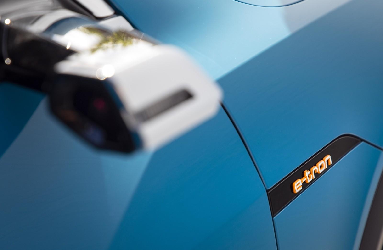 Foto de Audi e-tron (54/111)