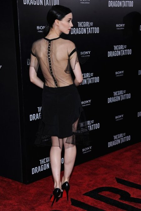 Rooney Mara icono sexual