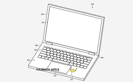 Patente Sensor Macbook