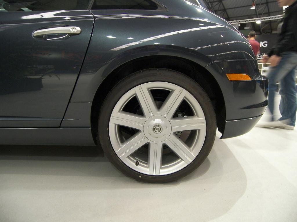 Foto de Chrysler Crossfire en el Salón de Vigo (10/14)