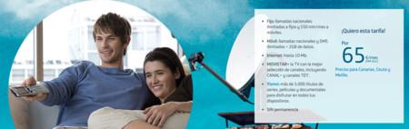 Fusión+ Radio, el pack convergente con conexión móvil para casa en zonas sin cobertura de ADSL