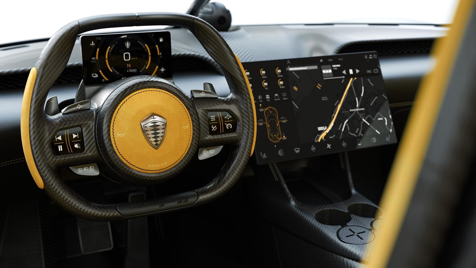 Foto de Koenigsegg Gemera 2021 (1/11)