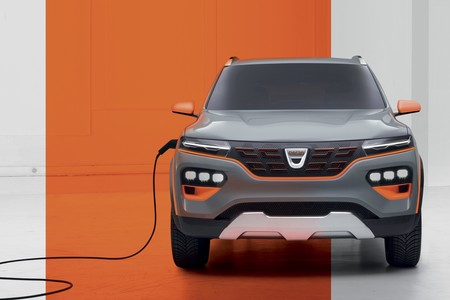 Dacia Spring Concept 2021 3
