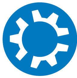 Kubuntu logotipo