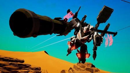 Daemon X Machina deja de ser exclusivo de Switch y saldrá en PC la semana que viene