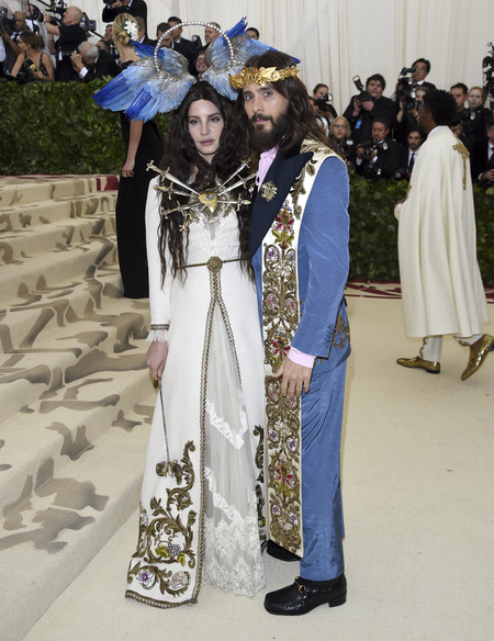 met gala 2018 lana del rey