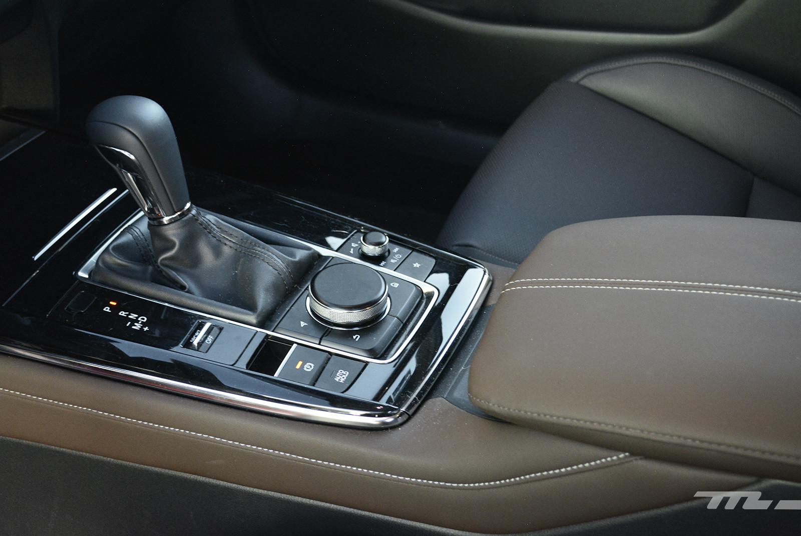 Foto de KIA Seltos vs. Mazda CX-30 (comparativa) (25/32)