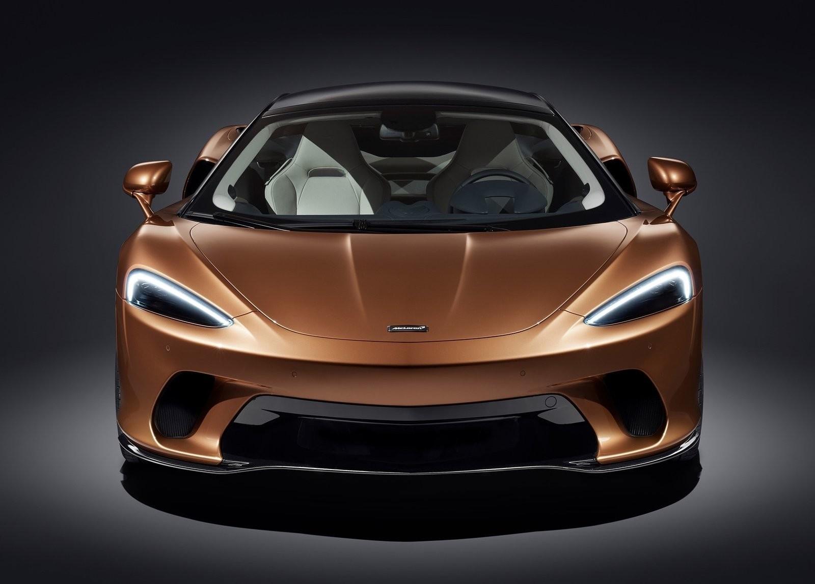 Foto de McLaren GT 2020 (11/24)
