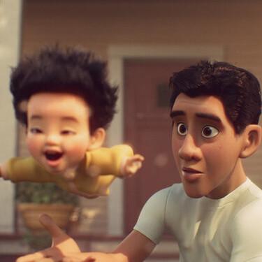 'Vuela' ('Float'), el precioso corto de Pixar sobre un padre y su hijo con autismo que te conmoverá