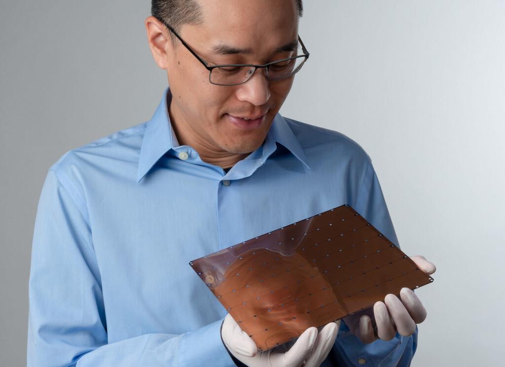 Es tan grande como una tableta, pero no es una de ellas; es un monstruoso chip para aprendizaje profundo con más de 1,2 billones de transistores