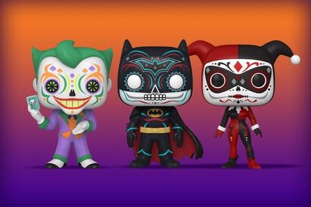 Batman y Joker se unen al Día de Muertos con figuras especiales de Funko POP: ya se pueden reservar en México
