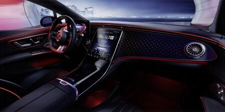 Mercedes Benz Eqs Interior 5
