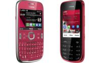 Nokia Asha 302, 202 y 203 revitalizan la gama de entrada