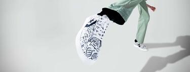 Keith Haring dota de dinamismo pop las icónicas All Star de Converse en su nueva colección cápsula