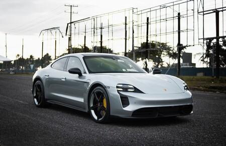 Porsche Taycan Record Cuarto De Milla 2