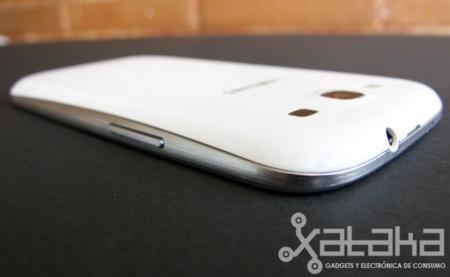 Samsung está investigando el problema en las carcasas del Galaxy SIII Marble White