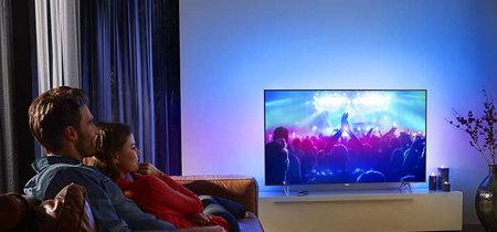 Philips pone a la venta su nueva Serie 7 con un espectacular modelo de 65 pulgadas