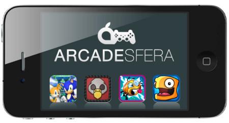 Arcadesfera: lanzamientos de la semana (XVII)