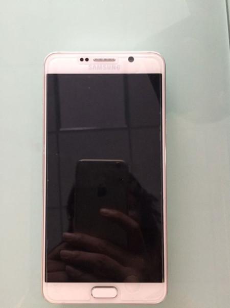 Aparecen las primeras, y presuntas, imágenes del Samsung Galaxy Note 5