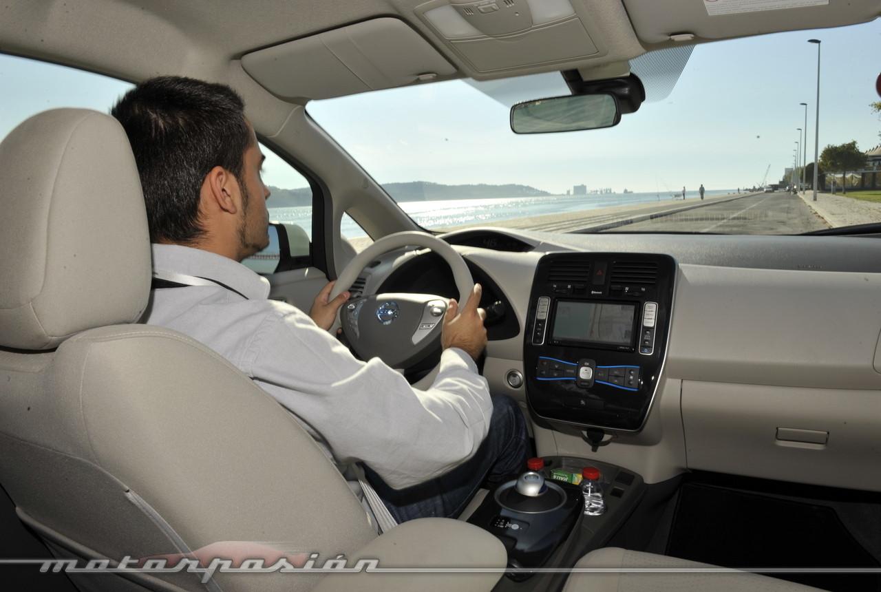 Foto de Nissan Leaf (presentación) (32/58)