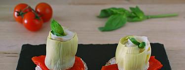 Siete recetas saludables de picoteo que te permiten seguir perdiendo peso