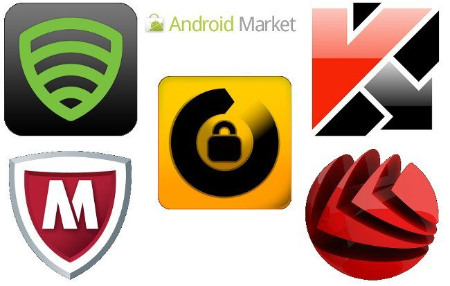 Cinco alternativas de antivirus para Android
