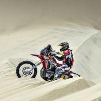 Un 70% de dunas y arena protagonizarán el Rally Dakar 2019