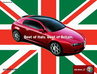 Alfa Brera S, creado por Prodrive