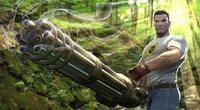 'Serious Sam 3: BFE', menudo vídeo cafre sobre algunas de las armas del juego