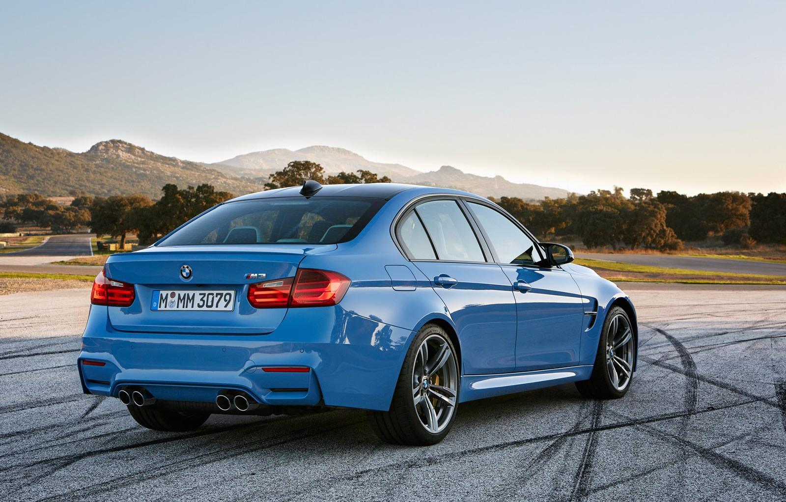 Foto de BMW M3 2014 (6/13)