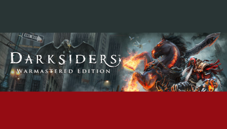 Darksiders regresa a las consolas de actual generación con su Warmastered Edition y un montón de mejoras