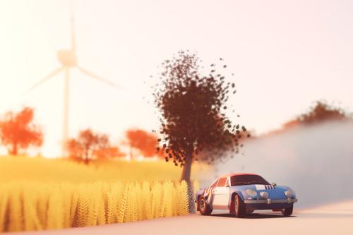 Art of Rally es el juego de coches que nadie esperaba y el que los fans de los saltos y los derrapes nos merecemos