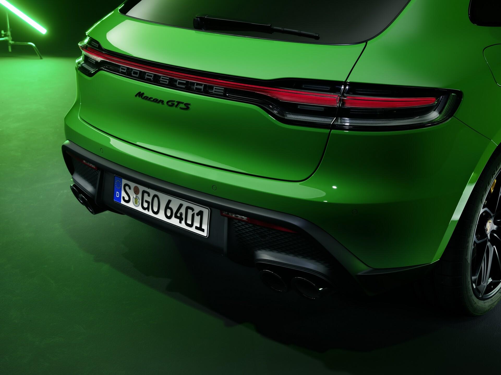 Foto de Porsche Macan 2022 (28/59)