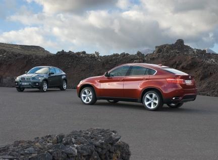 Nuevo BMW X6, galería de imágenes y datos