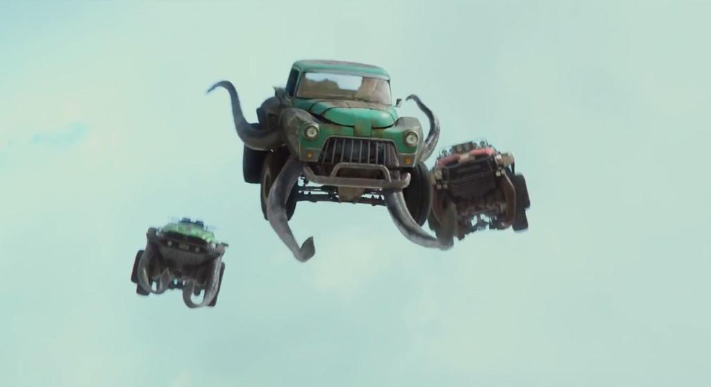 Imagen Monster Trucks