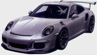 El nuevo Porsche 911 GT3 RS se deja ver