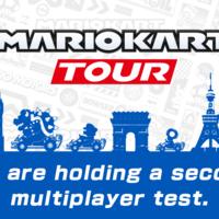 Mario Kart Tour tendrá una segunda prueba beta multijugador, y todos están invitados