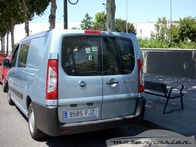Prueba: Fiat Scudo Combi (parte 4)