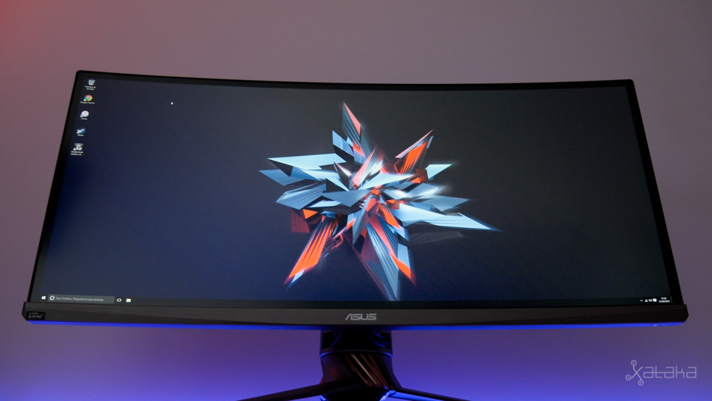 Review Asus Pg348q 4