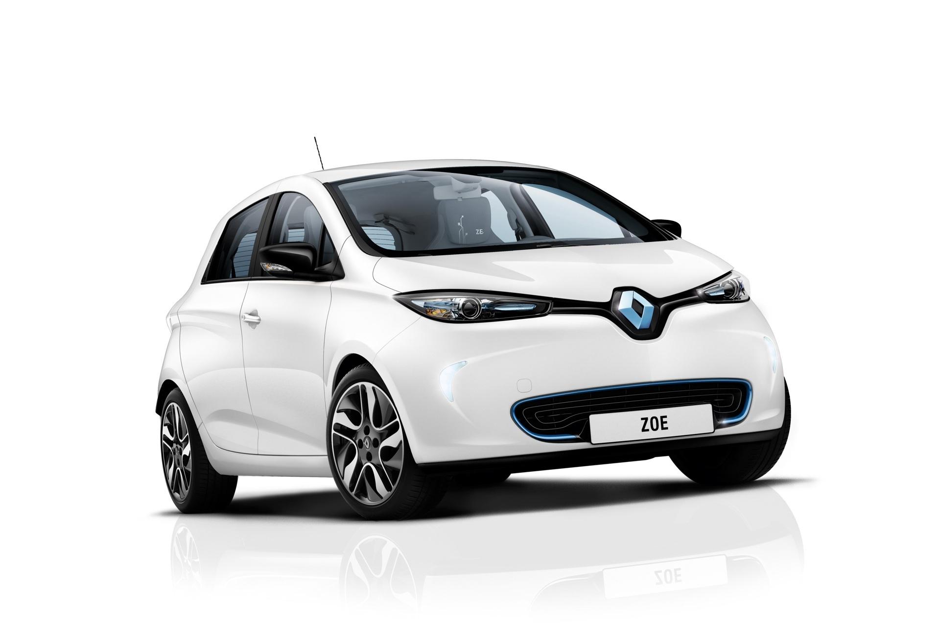 Foto de Renault ZOE (143/151)