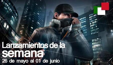 Lanzamientos de la semana en México del 26 de mayo al 1 de junio