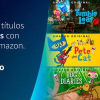 Amazon regala series originales de Prime Video en México: 18 series gratis para niños y toda la familia